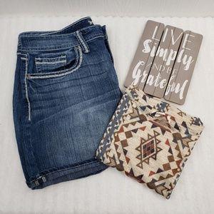 Pants - Maurices Womens denim jean shorts